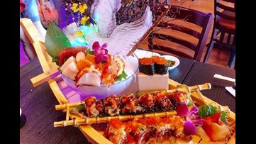 New sushi bar Mika Sushi 3 now open in University Hills