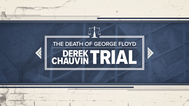 3 jurors seated in first day of jury selection at Derek Chauvin trial