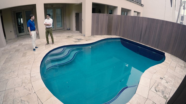 William Greenwood manages properties on South Padre Island