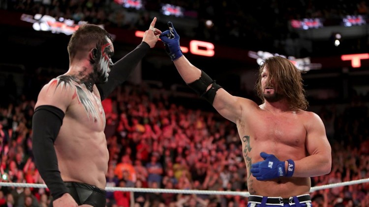 We look back at the best (and some of the worst) that the WWE had to offer in 2017.