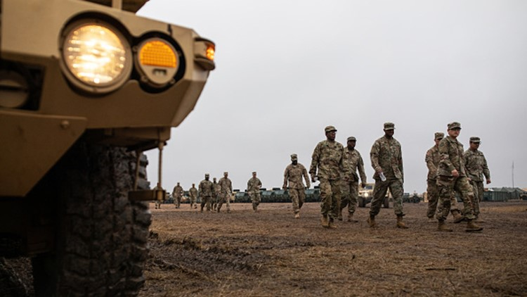 Troop withdrawal from Texas border to miss Dec. 15 deadline