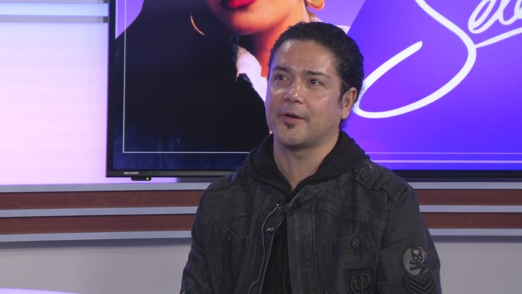 Selena's husband announces he's resolved legal dispute with her family
