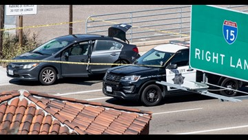 Man detained for questioning after shooting at San Diego synagogue