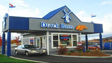 Dutch Bros donating 100% of April profits to medical first responders
