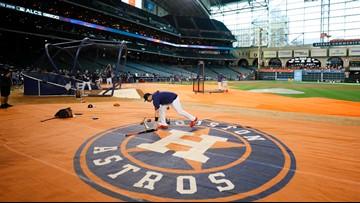 World Series weather in Houston, Washington, D.C.