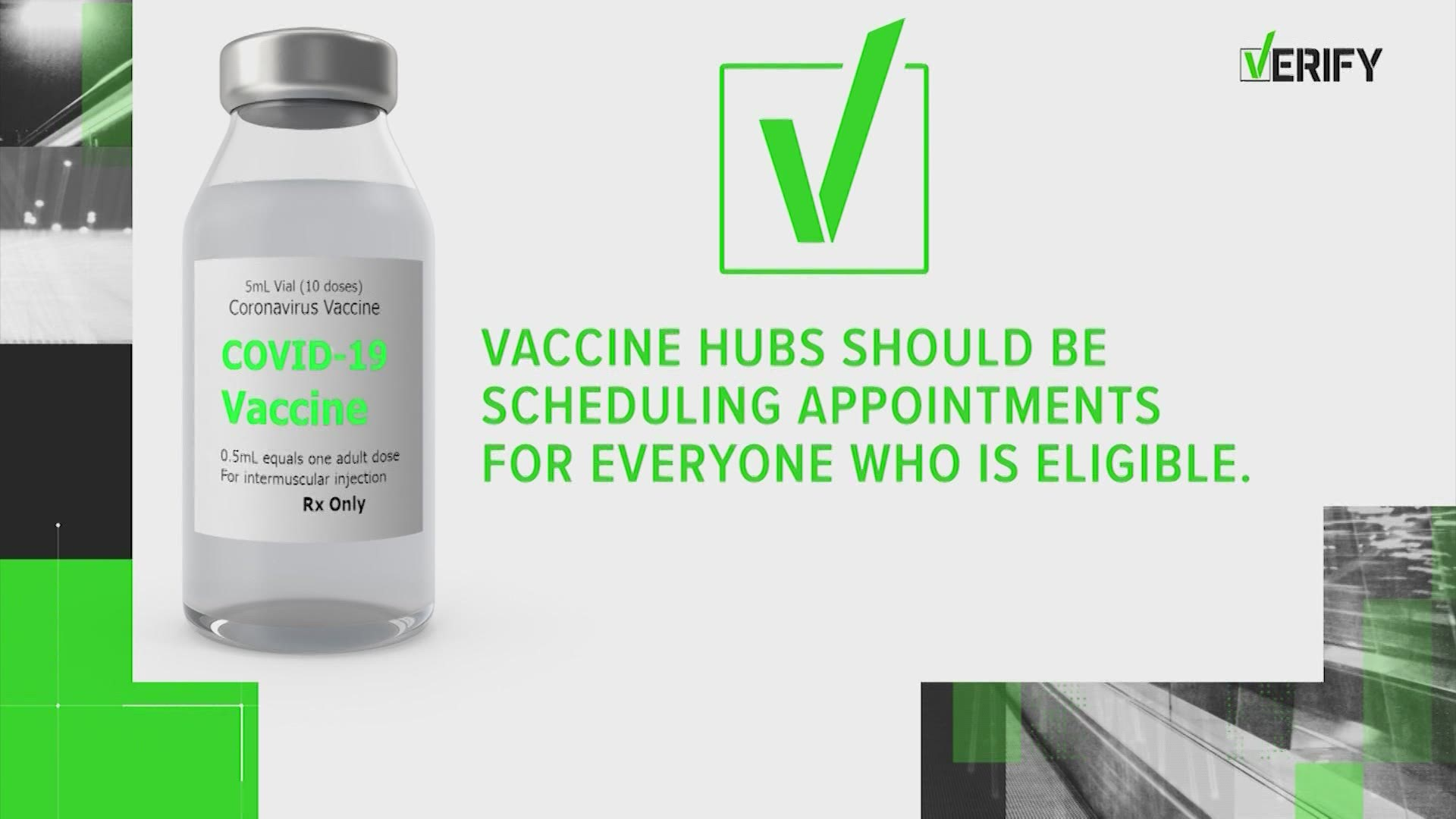 Verify Those Eligible Should Be Able To Get Covid Vaccine Anywhe 9news Com