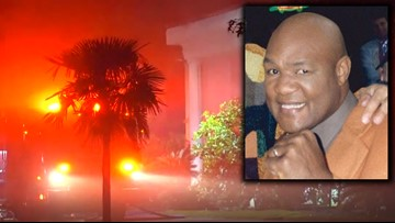 'Don't worry, all is well': George Foreman reacts to fire at his Houston-area mansion