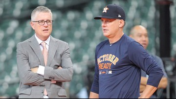 Astros owner fires Jeff Luhnow, A.J. Hinch after both were suspended by MLB for 2017 cheating scandal