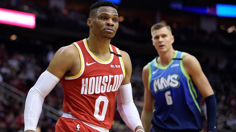 'Please take this virus seriously': Rockets' Russell Westbrook tests positive for COVID-19