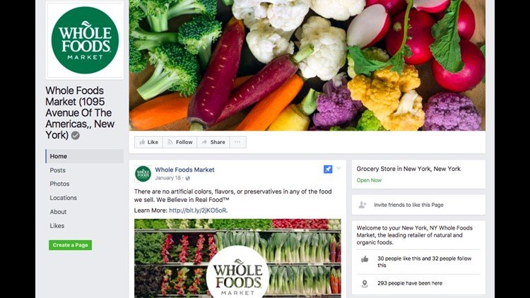 if your local whole foods store has its own separate social media accounts follow their accounts via facebook instagram or twitter to get notified when