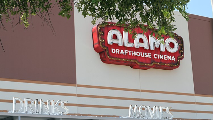 Alamo Drafthouse files for bankruptcy, will close some locations permanently