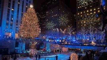 NBC's 'Christmas in Rockefeller Center' returns Dec. 4