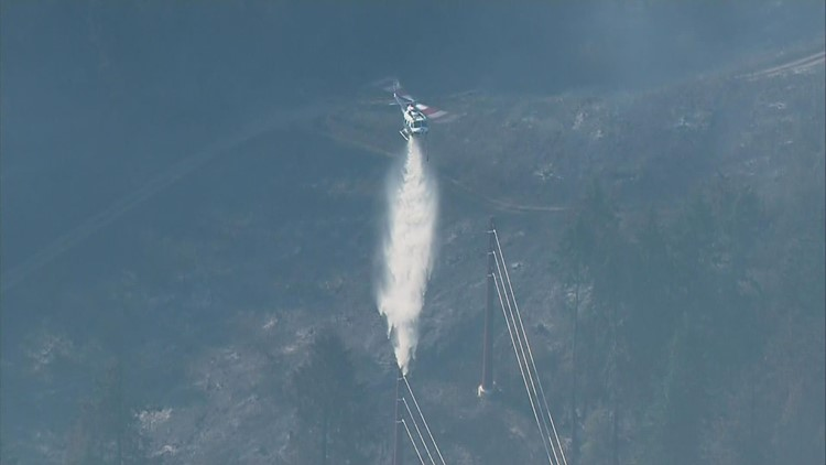 New base will improve response to growing number wildfires in western Washington