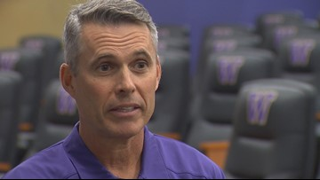 Washington Huskies football coach stepping down after six years