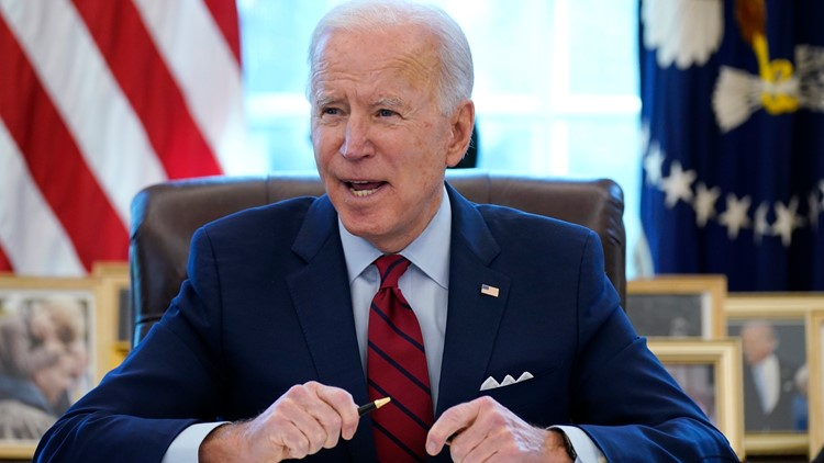 President Biden extending ban on housing foreclosures during pandemic