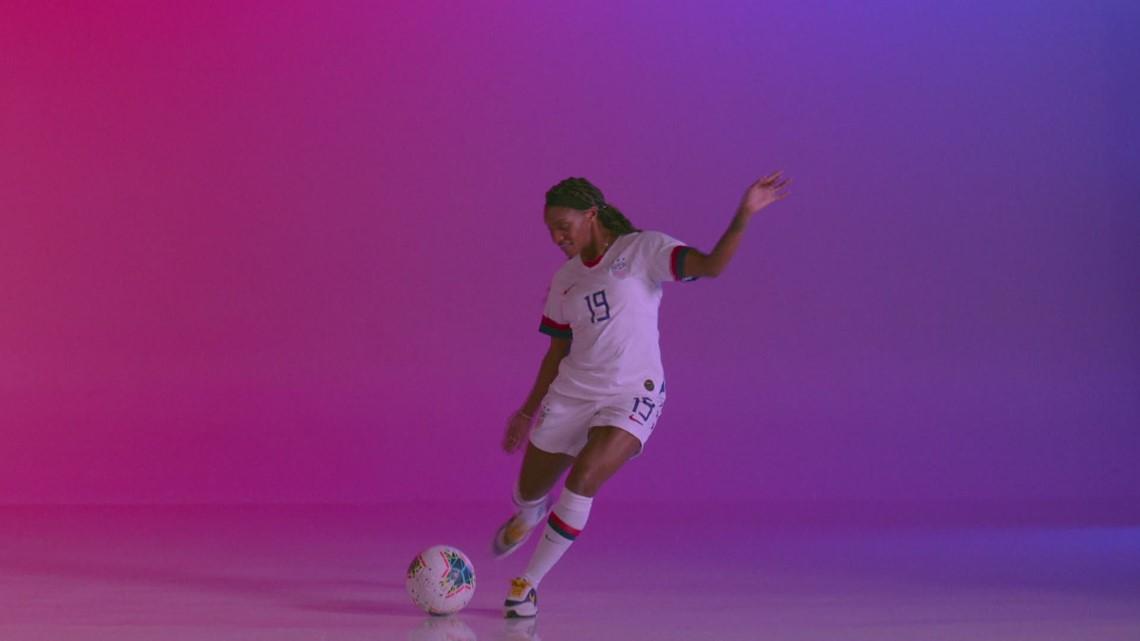 US Olympic profile: Crystal Dunn