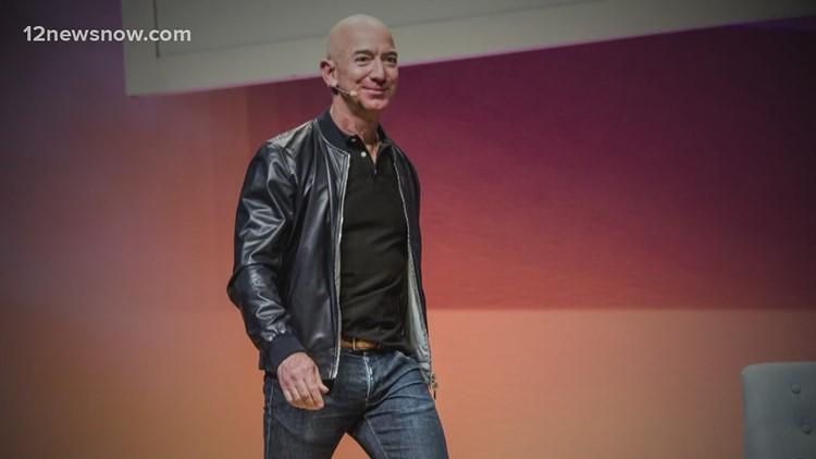 Jeff Bezos mulls buying Washington Football Team