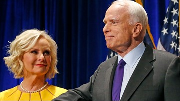 John McCain's family fights to define legacy of civility, service