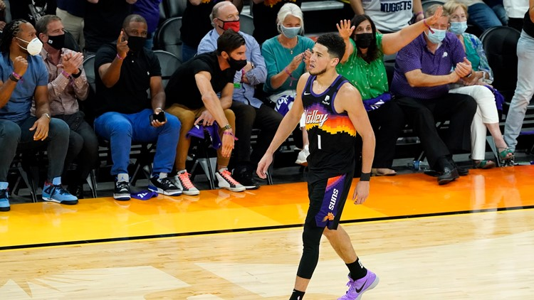 Suns in full control, defeat Nuggets to take 2-0 series lead