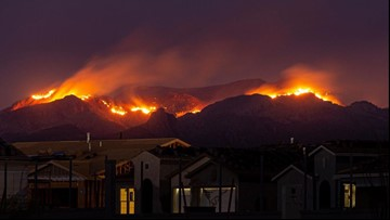 Woodbury Fire spreads to nearly 26,000 acres in Superstition Mountains