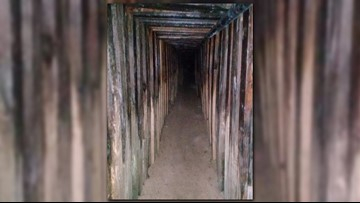Cross-border drug tunnel found under former KFC restaurant in Arizona