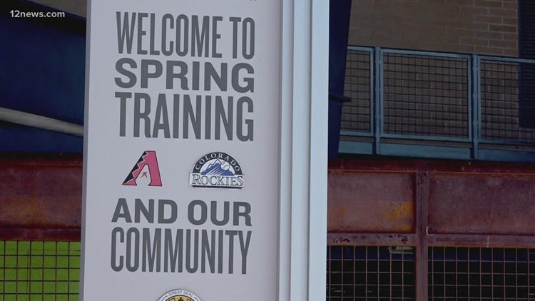 When do 2021 spring training tickets in Arizona go on sale?