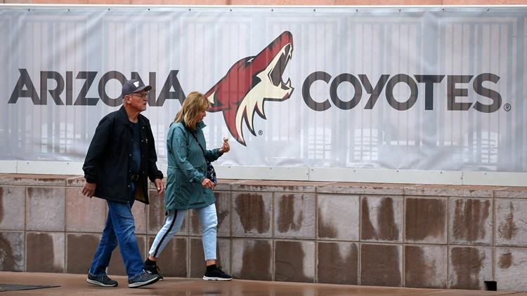 Glendale decides not to renew Arizona Coyotes agreement beyond 2022
