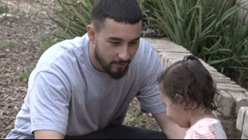 'I could not let him get away': Phoenix man says he chased down kidnapping suspect to save little girl