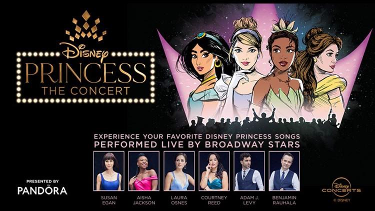 Disney Princess celebration is coming to Denver