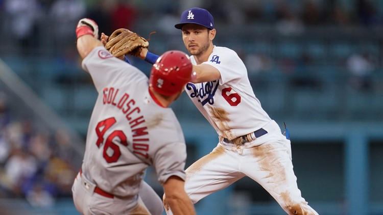 Dodgers end Cardinals' season on walk-off home run in National League Wild Card Game