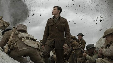 '1917' review: WWI flick is pure, beautiful movie magic