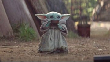 Online petition calls for Baby Yoda emoji