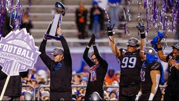 Boise State will play Washington in Las Vegas Bowl