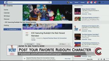 Gaylord Rockies Resort - ICE! November 22, 2019
