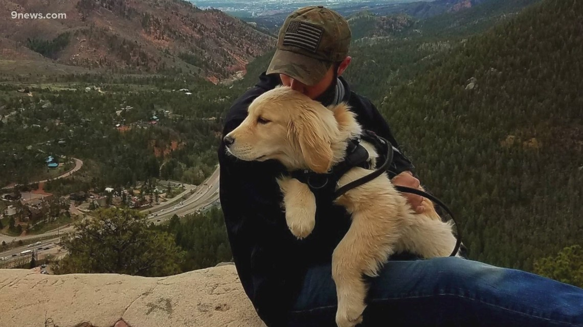 Warrior Way: Man trains service dogs to help improve lives of veterans