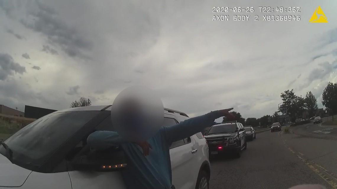 Video shows Loveland Sergeant dismiss concerns of witness to Karen Garner's arrest