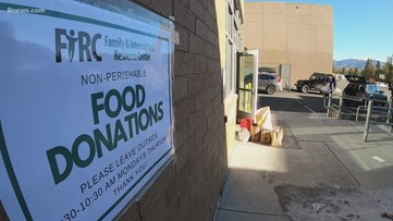 Summit County food bank seeing 10 times the normal demand