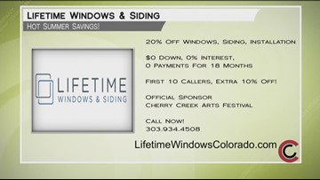 Lifetime Windows and Siding - June 25, 2019