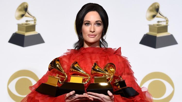 Kacey Musgraves, AP Grammys