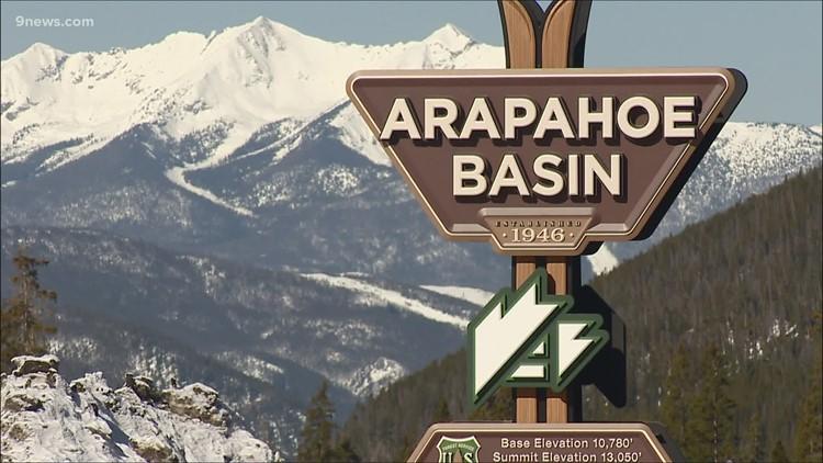 Arapahoe Basin opens for the ski season