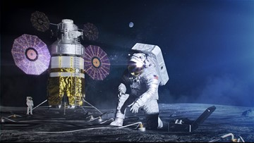 CU Boulder graduate student helped design the new spacesuit