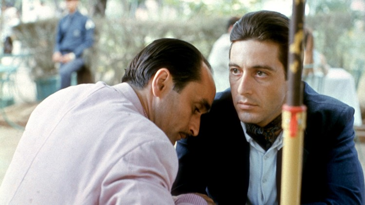 The Godfather Part II Francis Ford Coppola