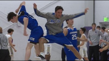 Resurrection Christian boys basketball outlasts Lutheran