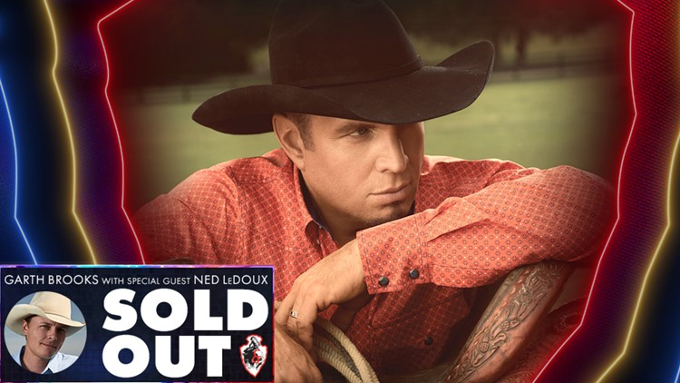 Garth Brooks' Cheyenne Frontier Days return sells out in 1 hour