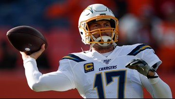 Philip Rivers, Los Angeles Chargers officially part ways