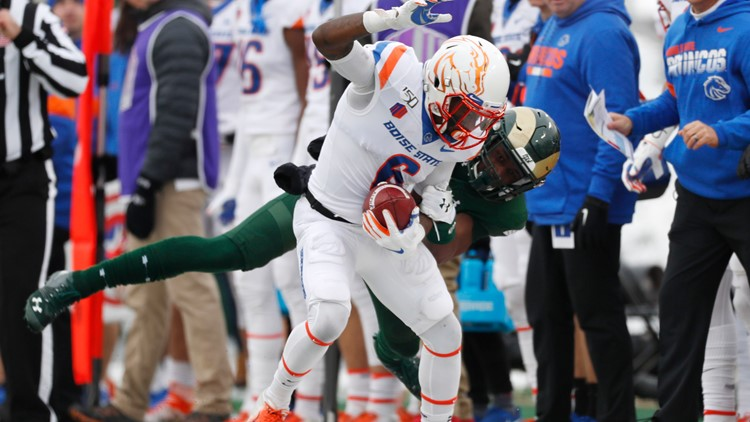 Boise St Colorado St Football CT Thomas Andre Neal