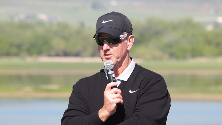 David Duval at TPC Colorado