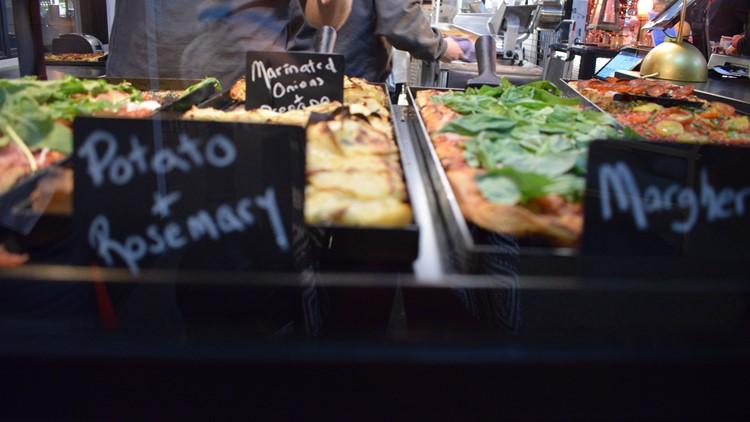 Broadway market food