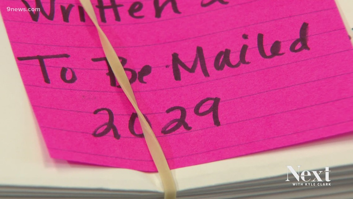 Strasburg teacher sends former students beautiful, cringe-worthy letters from their younger selves