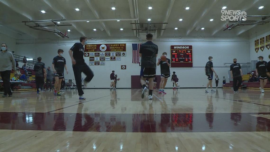 4A No. 1 Windsor boys basketball wins showdown with No. 2 Longmont